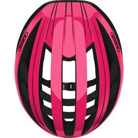 ABUS Aventor Kask rowerowy Kobiety różowy